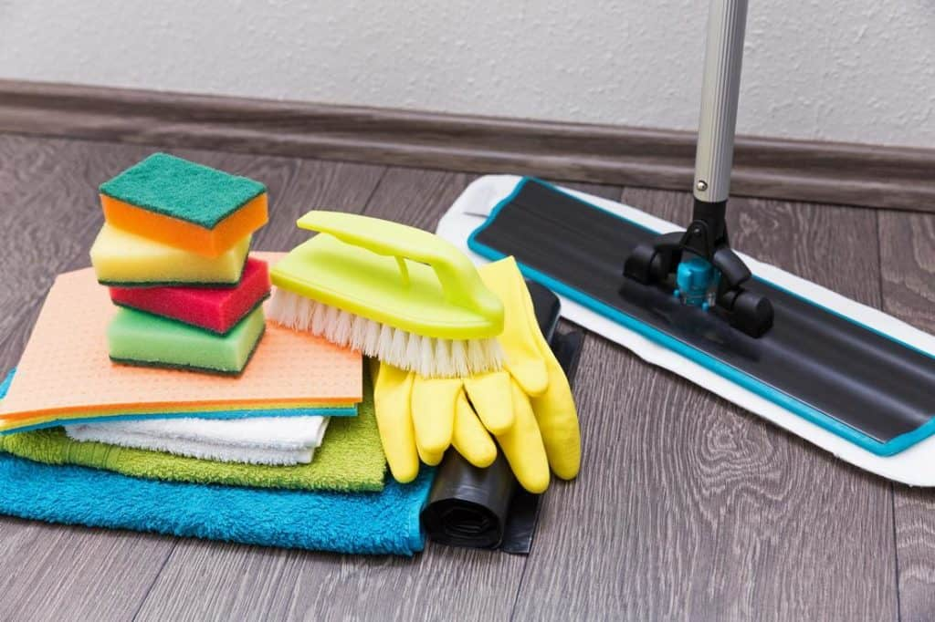 apartment cleaning company vancouver